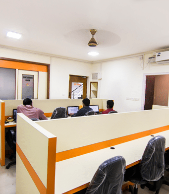 Shared Desk & Office Space